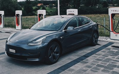 TESLA moves in mysterious ways
