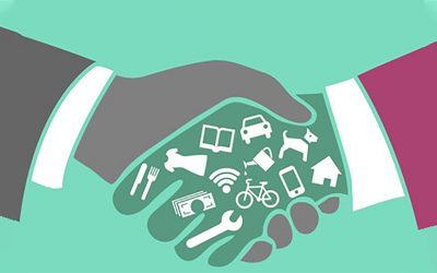 The sharing economy: When you have something rare or spare, why not share?