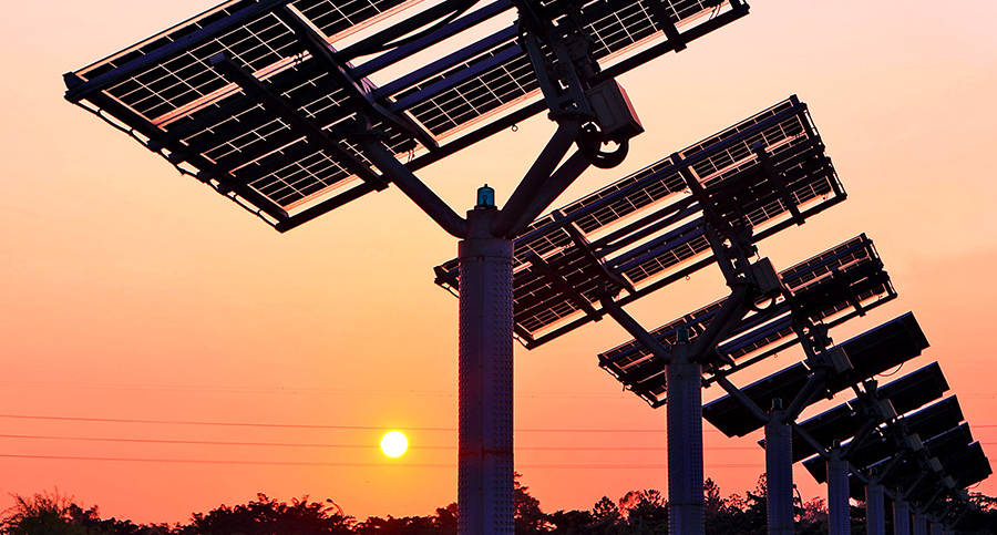 Night-time Photovoltaic cells