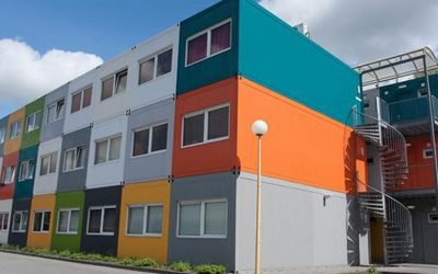 Container Homes are not Sustainable for the Homeless